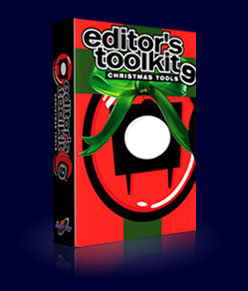 Продолжение Digital Juice - Editor's Toolkit 09: Christmas Tools set 223
