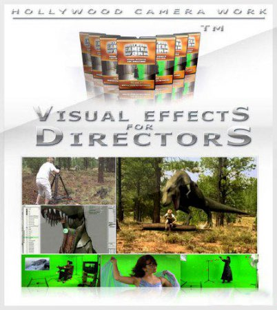 Visual Effects For Directors Volume (7 DVDs)