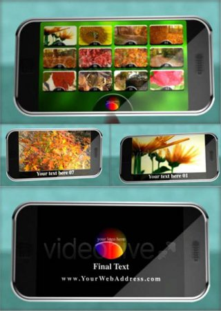 VideoHive After Effects Project - MyPhone