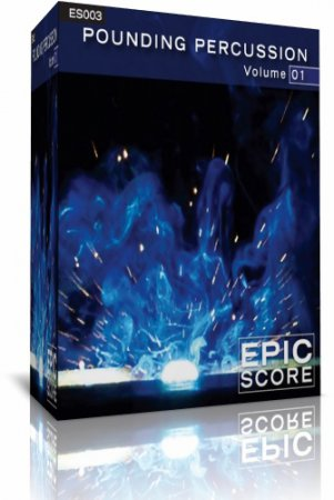 Epic Score - Pounding Percussion 1