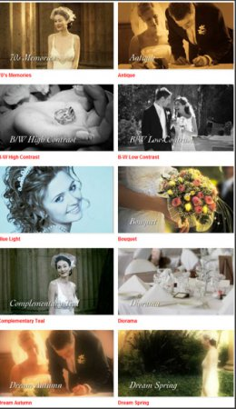 Simon Walker's Weddings & Events for Looks