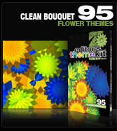 Digitаl Juicе - Editor 39;s Themekit 095: Clean Bouquet