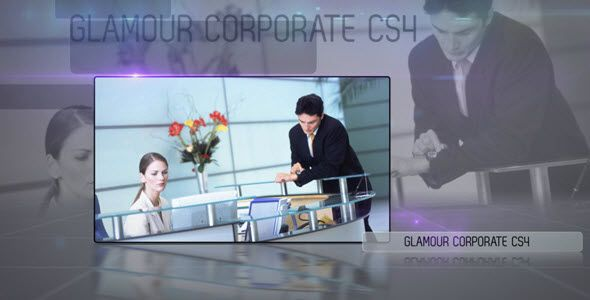 After Effects Project VideoHive - Glamour Corporate_CS4