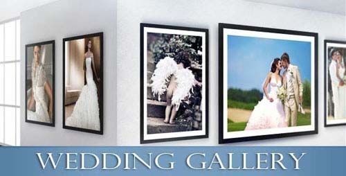 Videohive After Effects Project - Wedding Gallery 2012