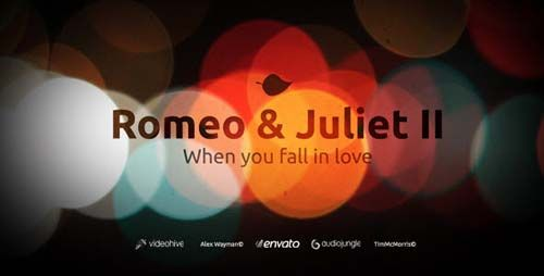 Videohive After Effects Project - Romeo & Juliet II (When you fall in love)