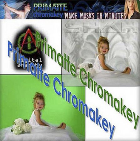 Digital Anarchy Primatte Chromakey 5.1 x86+x64 [2012, ENG]