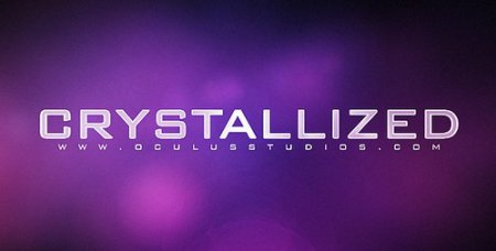 Crystallized CS4 Logo Reveal - Project for After Effects (Videohive)