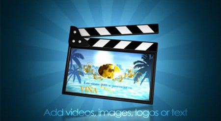 Movie Clapper Promo — After Effects Project(Videohive)