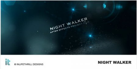 Night Walker — After Effects Project(Videohive)