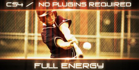 Full Energy — After Effects Project(Videohive)