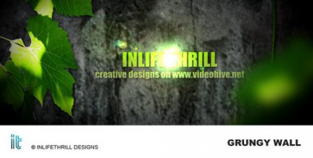 Grungy Wall — After Effects Project(Videohive)