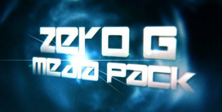 Zero G Media Pack — After Effects Project(Videohive)