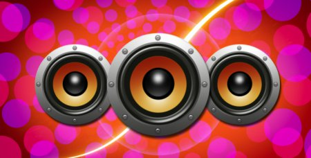 Videohive motion graphic - Speaker Dance