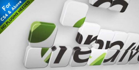 Puzzle To Logo - After Effects Project (Videohive)