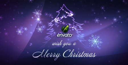 Christmas Holidays Greetings - After Effects Project (Videohive)