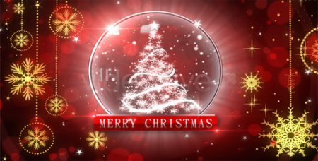 Merry Christmas v2 - After Effects Project (Videohive)