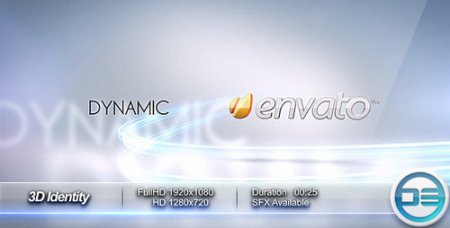 3D Identity - After Effects Project (Videohive)