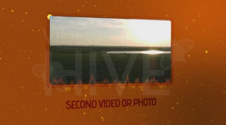 Fire Side - AE CS3 Project File (Videohive)