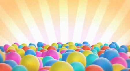 Balloon Party - After Effects Project (2013)
