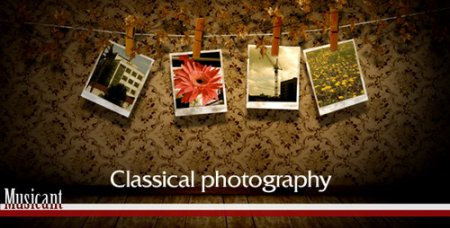 Classical Photography - After Effects Project