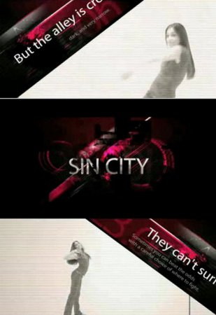 Sin City  - After Effects Project