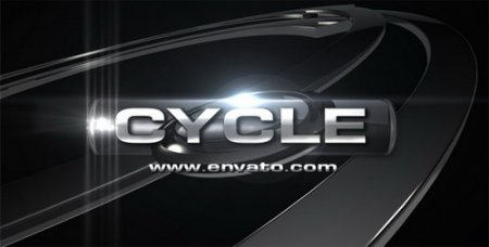 Cycle logo reveal - After Effects Project