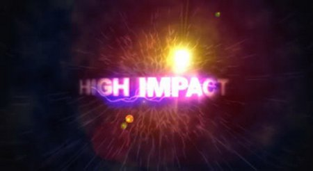 High Impact Titles - After Effects Project